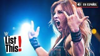 Los primeros logros de Becky Lynch: WWE List This!