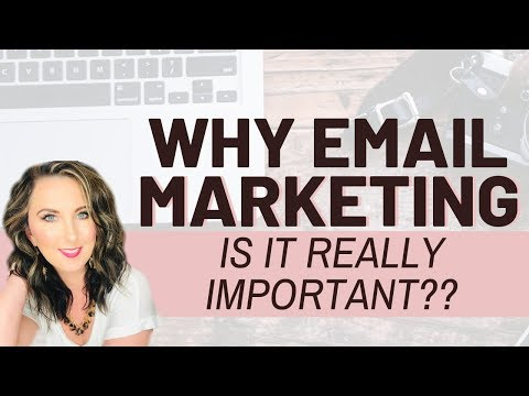 Why Email Marketing Is Important | List Building 2019