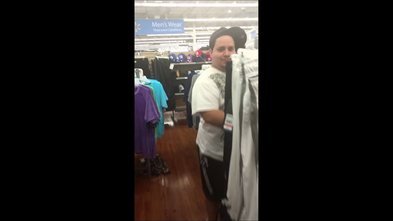 No Swimming Trunks At Walmart Youtube