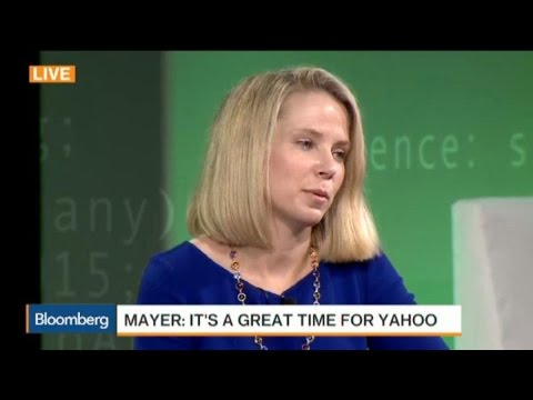 Marissa Mayer: Yahoo Is Best Design Problem I've Had