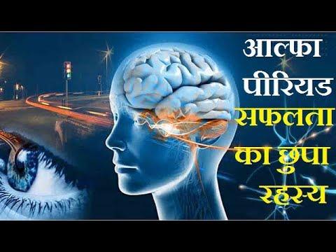 आल्फा पीरियड का इस्तेमाल कैसे करे? Use Alpha Period For Visualization. Power Of Subconscious mind