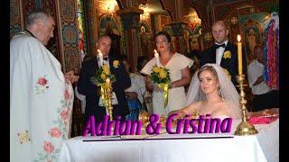 Nunta Adrian &amp Cristina Cu Formatia Viorel Danut si Cerasela Bogdan Full HD !