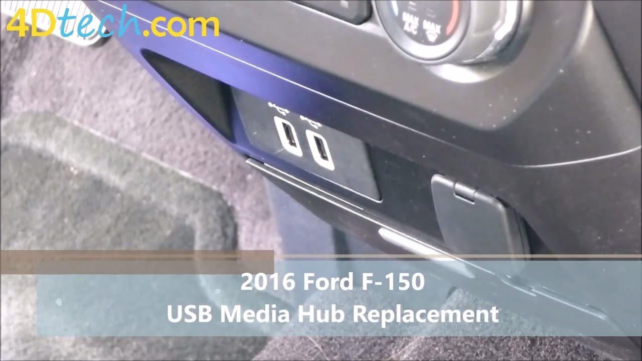 Add Apple Carplay To Sync 3 2016 Ford F 150 Youtube