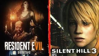 Resident Evil 7 - Dificultad Manicomio Juego Completo + Silent Hill 3 - Juego Completo Final Ufo