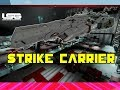 Unbelievable Colossal Strike Carrier - Space Engineers