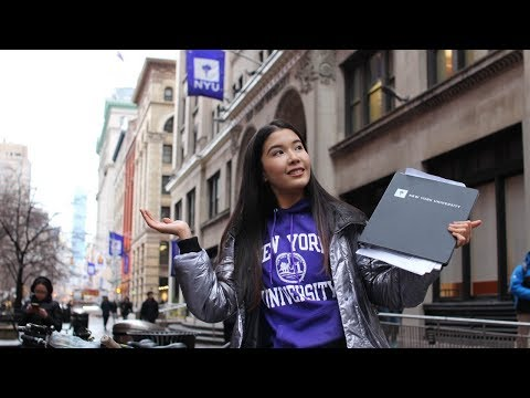 A Day In The Life Of An NYU Student   New York University
