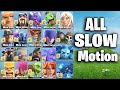 Clash Of Clans All Troops Slow Motion Attack - COC New Troll Attack