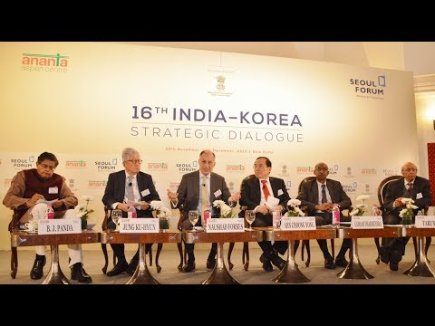 India- Korea Relations in a Changing Global Environment