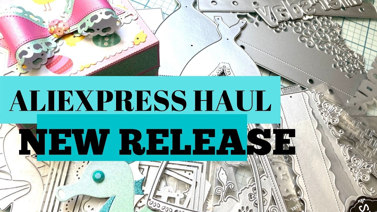 ALIEXPRESS HAUL | NEW RELEASE | WITH SAMPLES