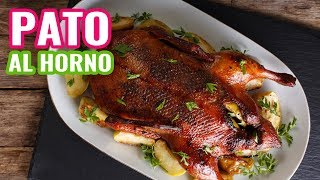 Pato Al Horno Youtube