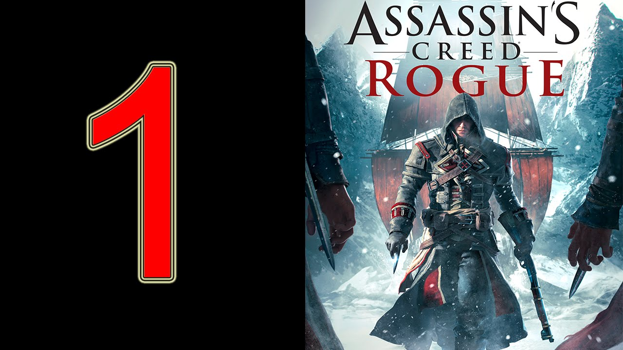 Assassin S Creed Rogue And Unity Released New Media Rockstars