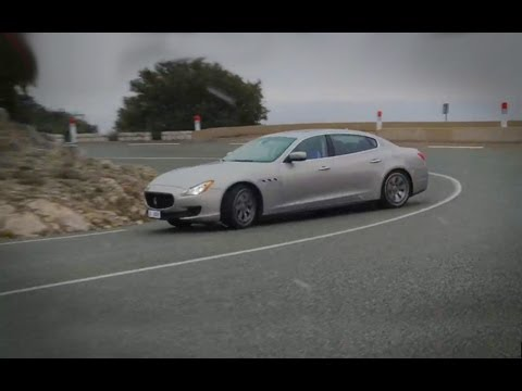 Maserati Quattroporte vs Jaguar XJ - autocar.co.uk
