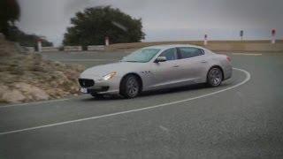 Maserati Quattroporte vs Jaguar XJ - autocar.co.uk