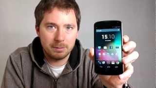 LG Nexus 4 (english subtitles)