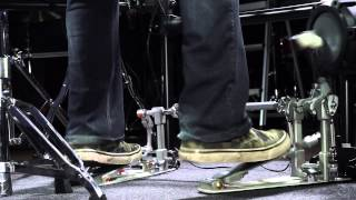 """Aaron Edgar performing """"Collapse"""" on the Roland TD-25KV V-Drums kit"""