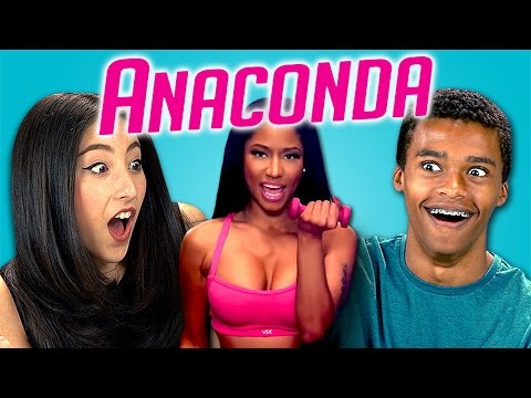 anaconda movie song