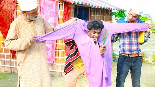 #video कनजुस शेठ के खतरनाक नोकर  New Comedy Video | Krishna Zaik Funny New
