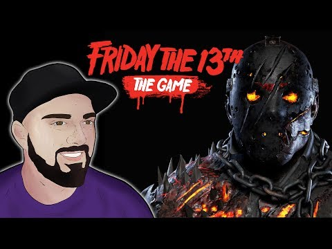 #StreamHYPE FRIDAY THE 13TH: THE GAME | VOICE CHAT OPEN FOR ALL!