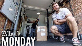 ANOTHER EPIC ADDITION TO THE HOME GYM thumbnail