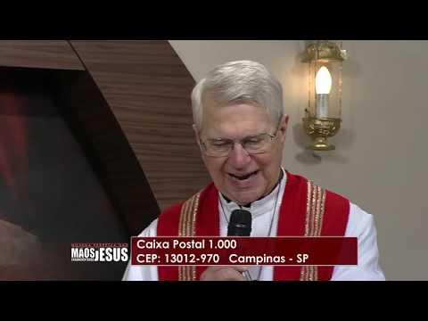 Novena Mãos Ensanguentadas de Jesus - 28/09/18 - 9º dia - A Perseverança