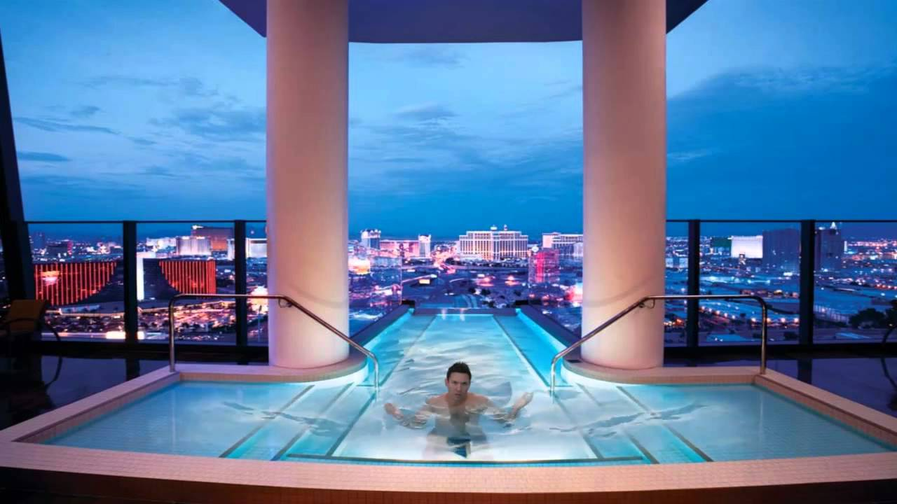 40000 a Night Hugh Hefner Suite at the Palms In Vegas