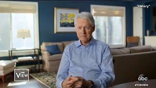 Bill Clinton: Lewinsky Affair Managed Anxieties | The View