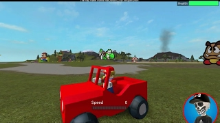 Roblox Super Mario Kart (Beta)