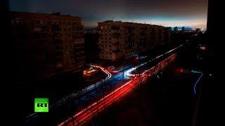 Около 100 тысяч человек остались без света в Казани