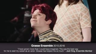 Graeae showreel 2016 - Audio described (HD)