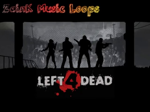Left 4 Dead - Metalized Tank Theme 10 Hour Loop #1