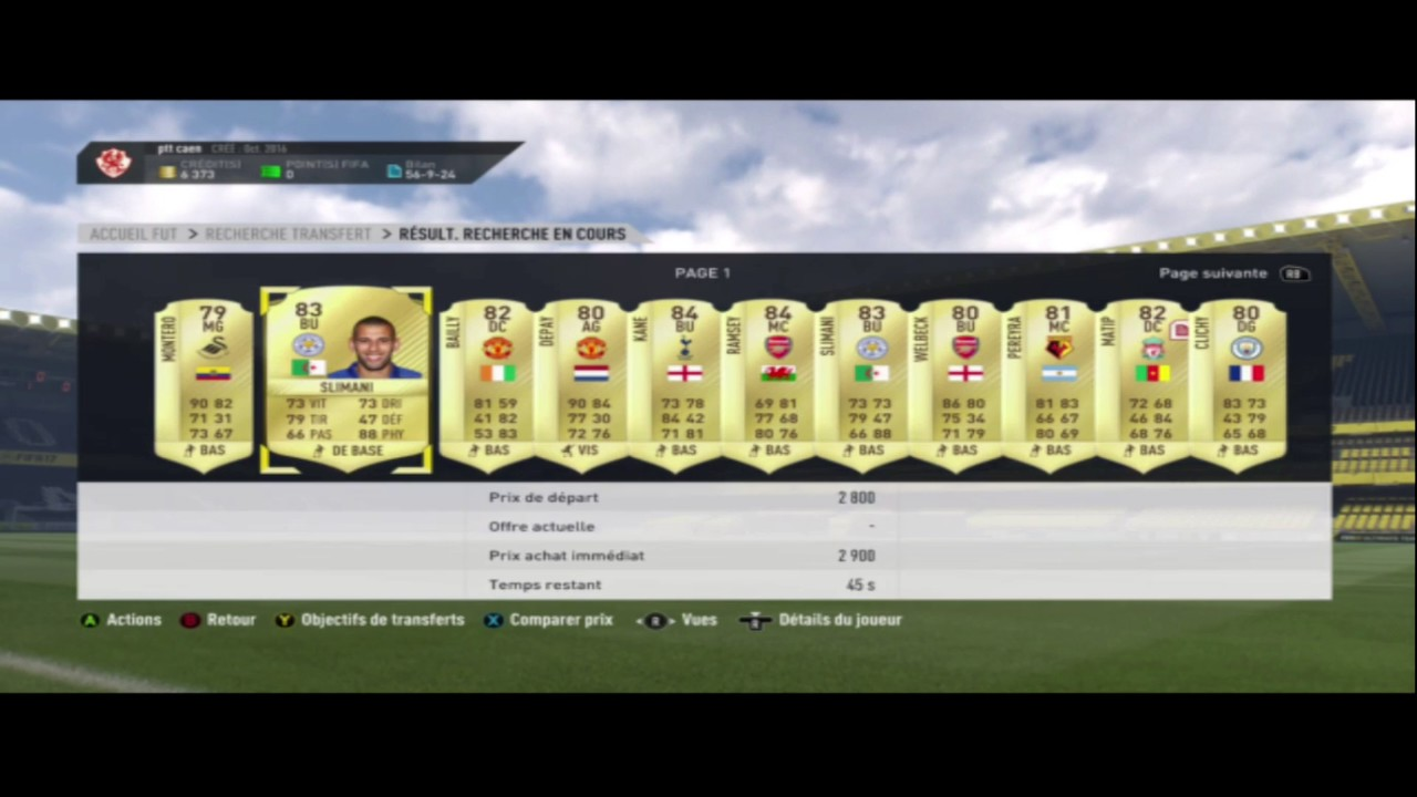 fut 17 achat revente youtube. Black Bedroom Furniture Sets. Home Design Ideas