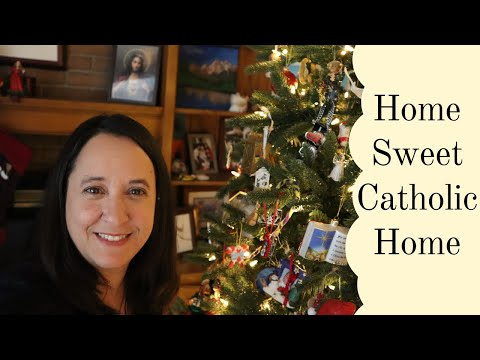 Great Catholic home decor ideas || Collaboration Video