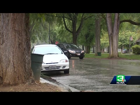 Wet And Chilly Weather Having A Big Impact In Northern California