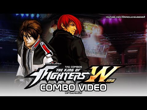 KOF WING 2019 - TAG COMBO MOVIE 1    The King Of Fighters WING 2019 CMV