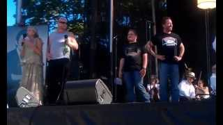 3 Redneck Tenors at the 2013 Sergio Franchi Memorial Concert - Part 2