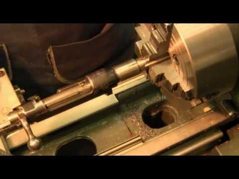 Rebarreling a Yugoslav M48A Mauser in .308