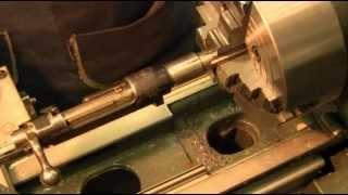 Repeat youtube video Rebarreling a Yugoslav M48A Mauser in .308