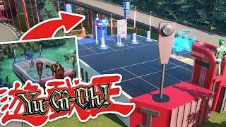 A Yu-Gi-Oh! Theme Parc !