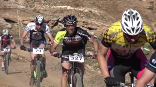 4 Stage MTB Race Lanzarote - stage 1 - February 4th 2017