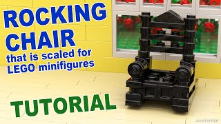 Tutorial - Lego Rocking Chair [cc]