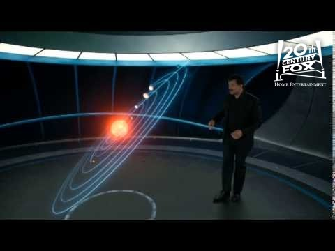 """Clip from COSMOS - """"Halley's Comet""""   FOX Home Entertainment"""