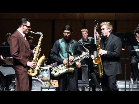 Moorpark Jazz Pt 3 Blue Skies Mambo with Karl Hunter