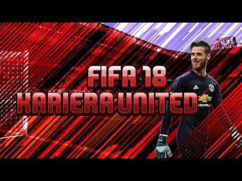 ORIGIN JEST FAJNY - FIFA 18 Kariera Manchester United #3