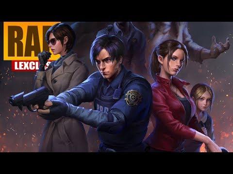 Rap do Resident Evil 2 Remake (Leon e Claire) | Rap Game | LexClash