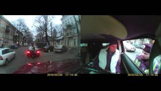 чисто Одесский инспектор ГАИ читает стихи(ходит информация что данного инспектора хотят уволить за то, что подошёл и не представился по форме, а..., 2013-02-26T11:20:06.000Z)