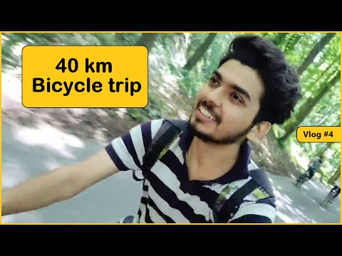 My first 40 km long bicycle trip in Germany - Enjoy Hannover Group