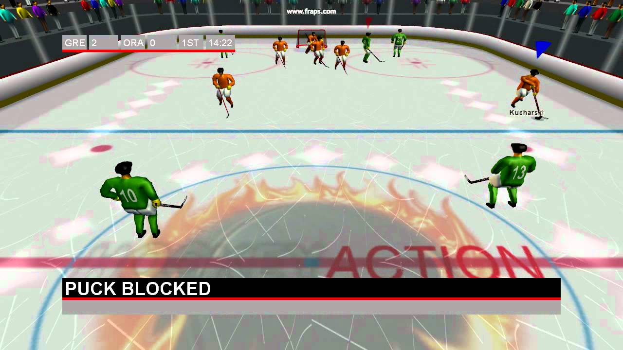 Ice Hockey Indie Game For Xbox 360 Youtube
