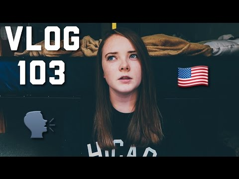 How To Speak American || Chicago Day 44