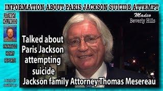 Jackson Family Lawyer Thomas Mesereau H2947