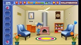Shivering Boy Escape Walkthrough - Games2Jolly